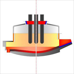 Forno ad arco eredi scabini for Planimetrie per cabine ad arco